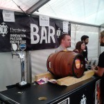 Thornbridge Brewery at Borefts Beer Festival