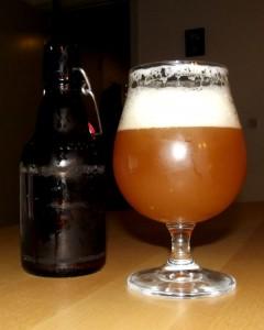 Håndbryg pale ale med Amarillo og Galaxy humle