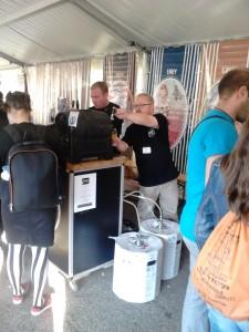 Amager Bryghus på Borefts Beer Festival 2013