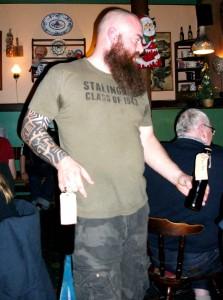 Niels Kiens fra Kongebryg fortæller om øllet