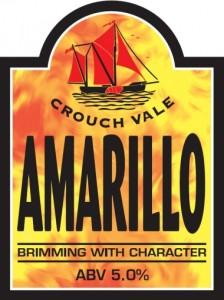 Crouch Vale Amarillo pump clip