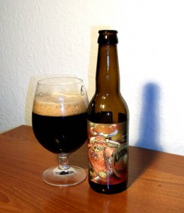Nordic Brewing Knud Den Store Imperial Stout