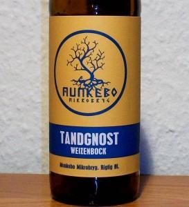 Munkebo Mikrobryg Tandgnost weizenbock