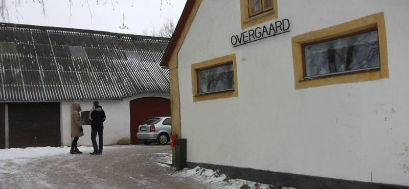 Munkebo Mikrobryg foran Overgaard