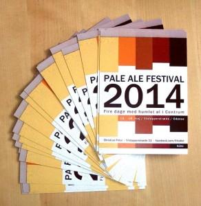 Christian Firtal Pale Ale Festival 2014
