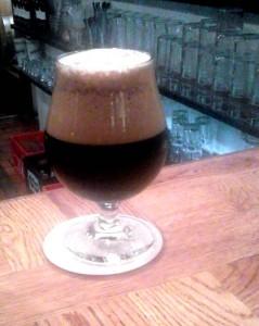 Mikkeller Beer Geek Vanilla Shake - lille fadøl på Christian Firtal