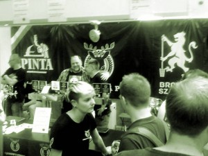 Polske øl på Ølfestival 2014