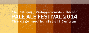 Christian Firtal Pale Ale Festival 2014 - C4PAF