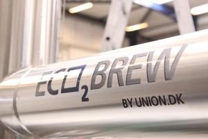 ECO2BREW et nyt system til at spare vand, energi og kuldioxid i brygningen