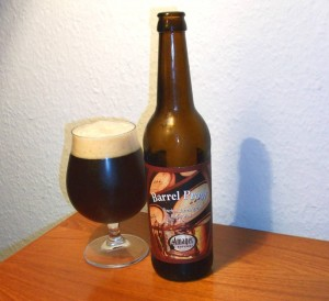 Amager Barrel Proof Bourbon Barrel Aged Barley Wine