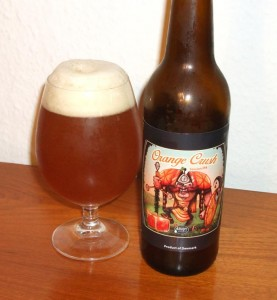 Amager Bryghus/Cigar City Brewing Orange Crush Session IPA