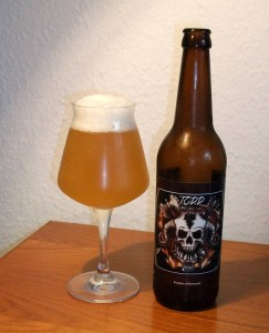 Amager Bryghus og Surly Brewing Todd the Axe Man IPA
