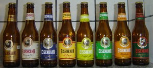The oldest Brazilian Craft beer brewers, Eisenbahn. Photo from wikipedia
