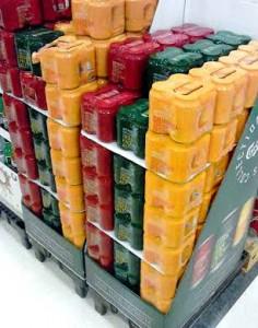 4 stk Carlsberg Brewmasters Collection for 25 kr. Der skal sælges store mængder