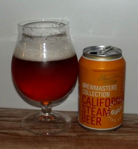 Carlsberg Brewmasters Collection California Steam Beer
