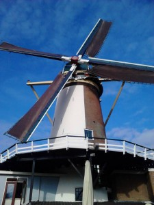 The mill which has given the name to Brouwerij De Molen
