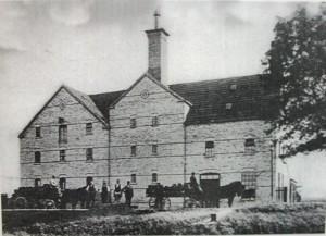 Indslev Bryggeri for 100 år siden