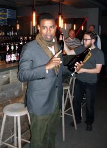 Garrett Oliver præsenterer øl fra Brooklyn Brewery på Taphouse i København