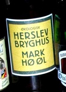 Herslev Bryghus Økologisk Mark Hø Øl min favorit som Årets Ølnyhed 2014