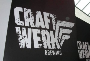Craftwerk Brewing at Brau Kunst Live 2015