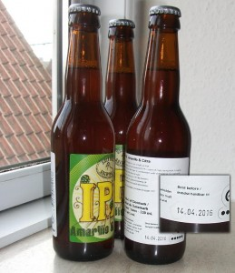 Ugly Duck Amarillo Citra IPA bottled four days before the blog was written. IPA doesn't always have to be quite that fresh though, but IPA freshness matters.