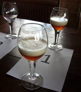 Flotte og velsmagende testbryg med den nye fynske ølgær