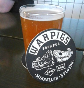 Warpigs brewpub and barbeque