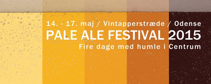Christian Firtal Pale Ale Festival 2015
