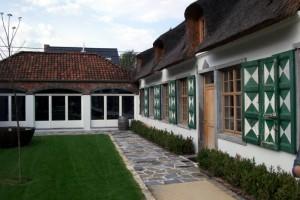 The beautiful old building of Stokerij de Molenberg