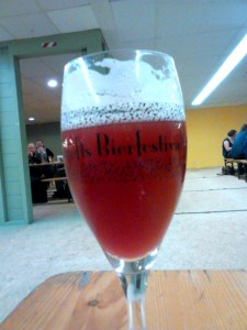 Norwegian Blue from Austmann. The best beer name at Borefts Beer Festival 2015, but a somewhat average saison with little character from the added blueberries and blackcurrants