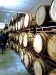 At Borefts Beer Festival 2015. The barrel program at De Molen