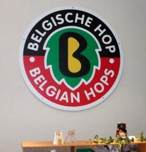 Belgian hops at the Poperinge Hop Museum