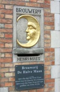 Brouwerij De Halve Maan in Bruges