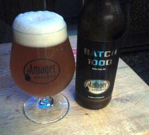Amager Batch 1000 var mit og flere andres valg som Årets Nye Danske Øl i Danish Beer Blog Awards 2015