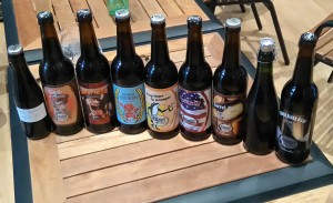 Amager Bryghus archive beer selection