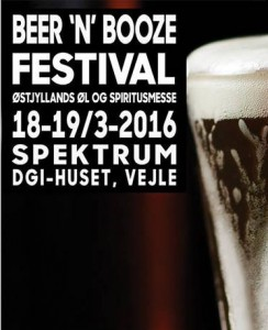 Beer 'n' Booze Festival i Vejle