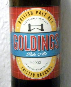 Thisted Bryghus Goldings English Pale Ale