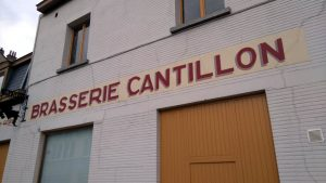 Cantillon brewery in Western Brussels