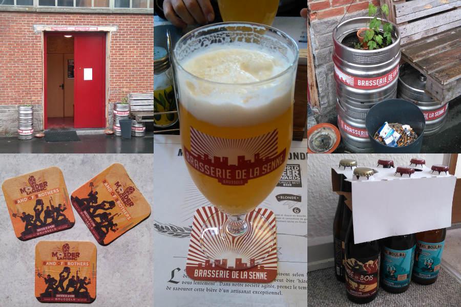 Postcard from Brussels - Brasserie De La Senne