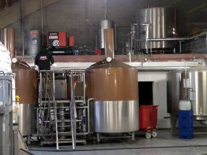 Brasserie De La Senne - The brewery