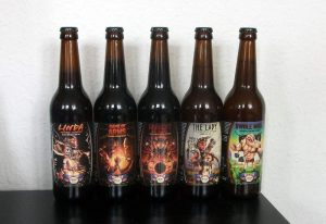 Amager Bryghus 2016 American collaboration beers
