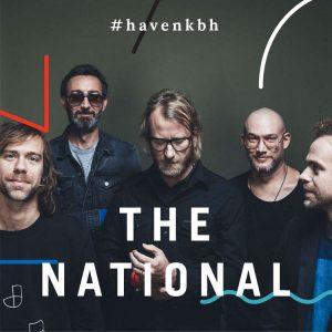 The National spiller på Haven, København 2017 #havenkbh
