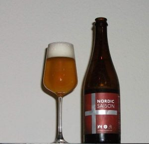 Hill Farmstead / Kissmeyer / Cambridge Nordic Saison