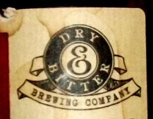 Dry & Bitter Brewing Company. Årets Danske Bryggeri 2016 og en sikker vinder Årets Mest Tatoverbare Logo.