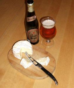 Hancock Julebryg med god ost