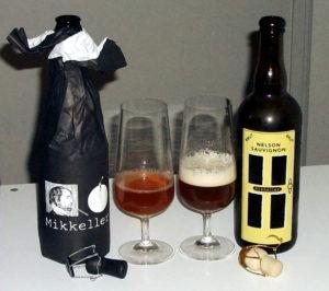 Nelson Sauvignon er Mikkellers bud på øl til nytårsaften