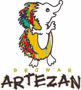 Browar Artezan's nuttede logo signalerer vel egentlig ikke fadlagret 11% stout?