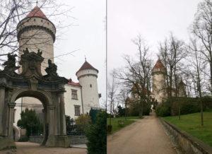 Ærkehertug Franz Ferdinand, arving til det Østrig-Ungarske rige, foretrak det stille liv med jagt på sit slot Konopiště som i dag er åbent for turister.