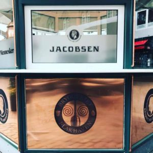 Jacobsen og Flakhaven brygger bøgeøl sammen