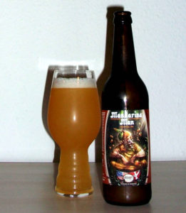 Amager / Wicked Weed Mandarina Man